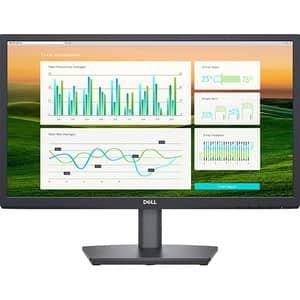 """Monitor LED IPS DELL E2222HS, 21.45"""", Full HD, 60Hz, negru"""