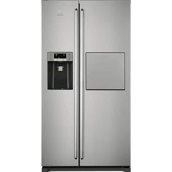 Side by Side ELECTROLUX EAL6142BOX, No Frost, 527 l, H 178 cm Clasa A+, inox