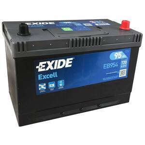 Baterie auto EXIDE Asia, 12V, 95Ah, 720A