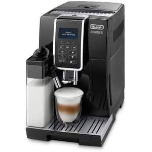 Espressor automat DE LONGHI Dinamica ECAM 350.55.B, 1.8l, 1450W, 15 bar, negru
