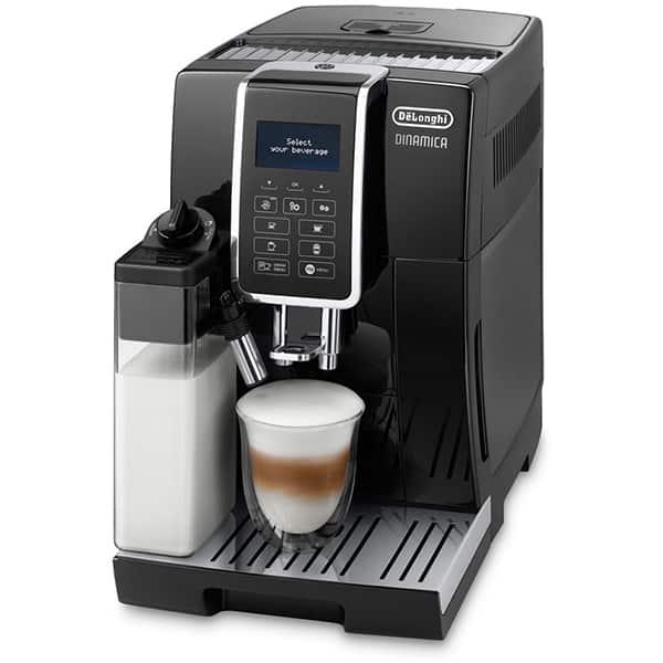Espressor automat DE LONGHI Dinamica ECAM 350.55.B, 1.8 l, 1450 W, negru