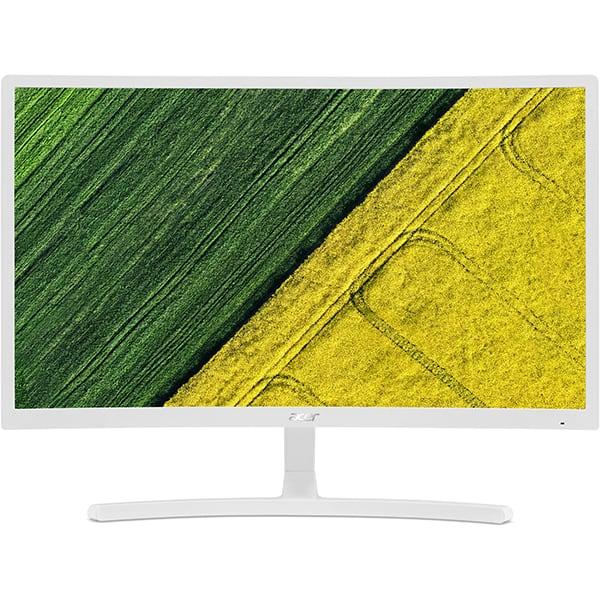 """Monitor Gaming curbat LED VA ACER ED242QRWI, 23"""", Full HD, 75Hz, FreeSync, alb"""