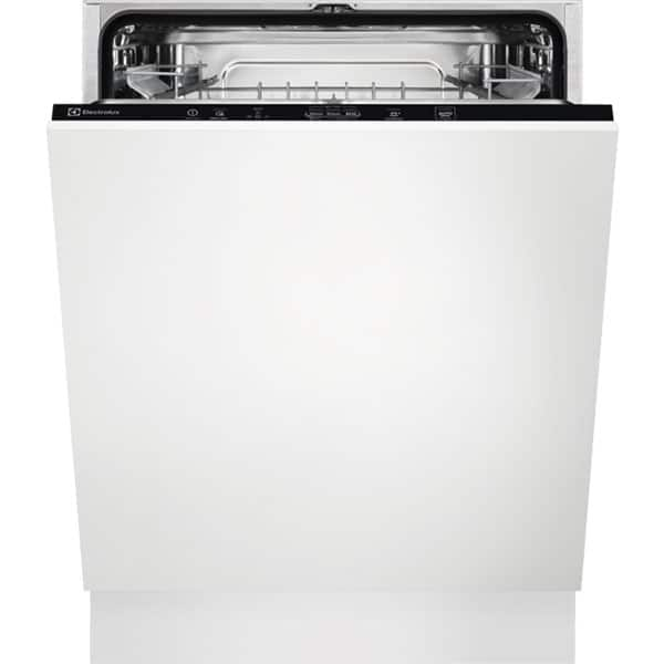 Masina de spalat vase incorporabila ELECTROLUX EEA27200L, 13 seturi, 6 programe, 60 cm, Clasa A++, negru