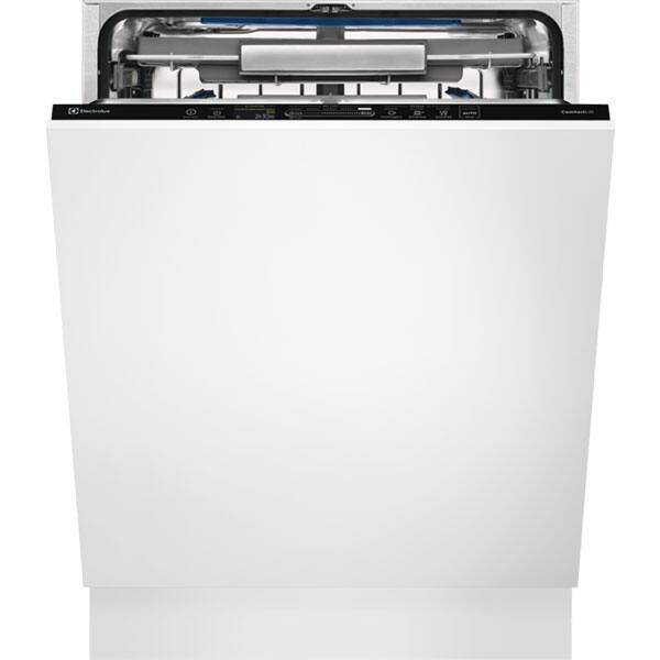 Masina de spalat vase incorporabila ELECTROLUX EEC87300L, 13 seturi, 8 programe, 60 cm, Clasa A+++, negru