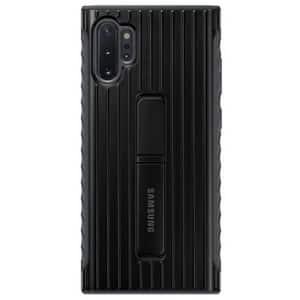 Carcasa Protective Stand pentru SAMSUNG Galaxy Note 10 Plus, EF-RN975CBEGWW, negru