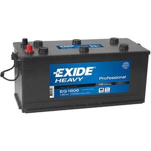 Baterie auto EXIDE Professional EG1806, 12V, 180Ah, 1000A
