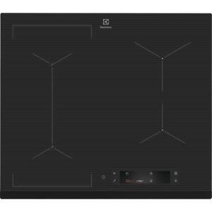 Plita incorporabila ELECTROLUX EIS6648, Inductie, 4 arzatoare, Touch control, negru