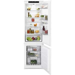 Combina frigorifica incorporabila ELECTROLUX ENS6TE19S, Frost Free, 273 l, H 188.4 cm, Clasa E, alb