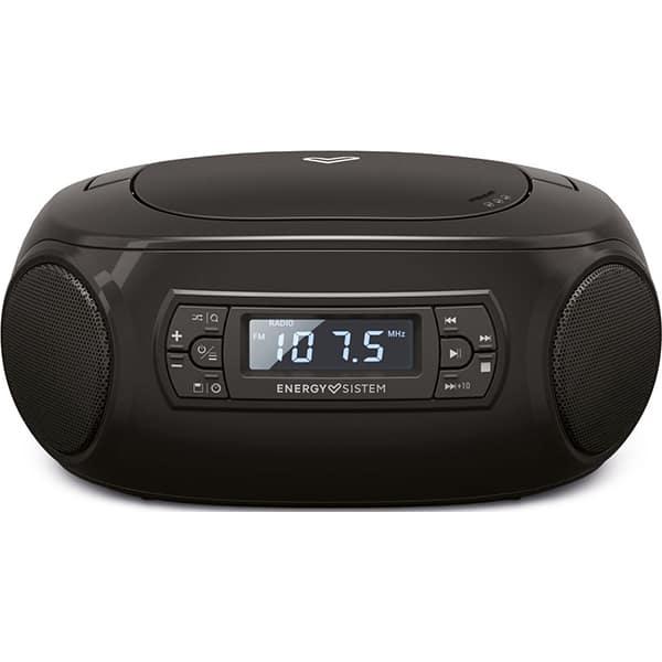 Radio cu ceas ENERGY SISTEM Boombox 3, FM, USB, negru