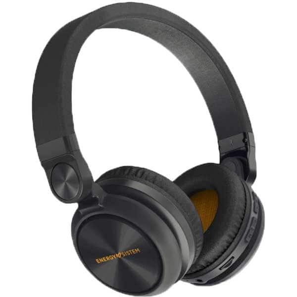 Casti ENERGY SISTEM Urban 2 Radio, ENS448890, Bluetooth, Over-Ear, Microfon, negru