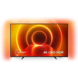 Televizor LED Smart PHILIPS 55PUS7805/12, 4K Ultra HD, HDR10+, 139 cm