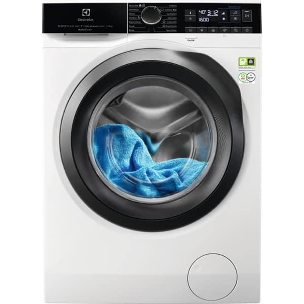 Masina de spalat rufe frontala ELECTROLUX PerfectCare800 EW8F169SA, Wi-Fi, 9kg, 1600rpm, Clasa A+++, alb