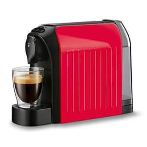 Espressor TCHIBO Cafissimo Easy 392852, 0.65l, 1250W, rosu-negru