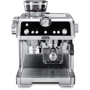 Espressor manual DE LONGHI La Specialista EC9335.M, 2l, 1450W, 19 bar, argintiu