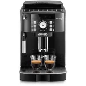 Espressor automat DE LONGHI Magnifica S ECAM 21.117.B, 1.8l, 1450W, negru