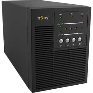 Unitate UPS NJOY Echo 1000, 1000VA, Schuko
