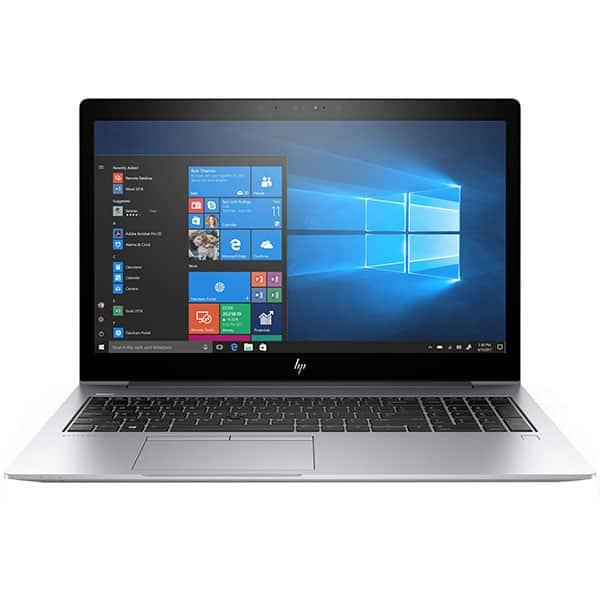 """Laptop HP EliteBook 850 G5, Intel Core i7-8550U pana la 4.0GHz, 15.6"""" Full HD, 8GB, SSD 256GB, Intel UHD Graphics 620, Windows 10 Pro, Argintiu"""