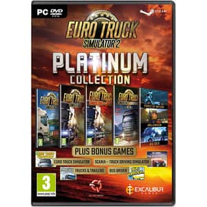 Euro Truck Simulator 2 Platinum Collection PC