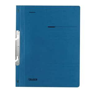 Dosar incopciat FALKEN, 1/1, A4, carton, albastru
