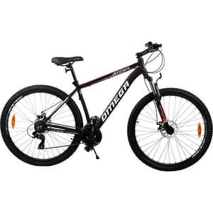 """Bicicleta de munte OMEGA Fenix, 27.5"""", cadru aluminiu, negru"""