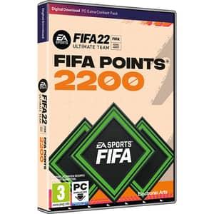 FIFA 22 2200 FUT Points PC (Code in the Box)
