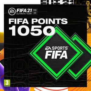 FIFA 21 1050 FUT Points PlayStation (Licenta electronica PlayStation)