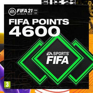 FIFA 21 4600 FUT Points PlayStation (Licenta electronica PlayStation)