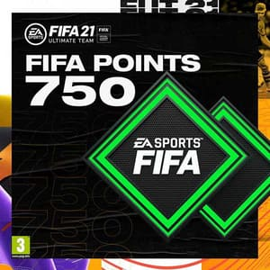 FIFA 21 750 FUT Points PlayStation (Licenta electronica PlayStation)