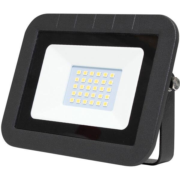 Proiector LED HOME FL 20 SMD, 20W, negru