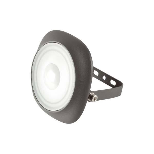 Proiector LED HOME FLR 10 LED, 10W, 650 lumeni, gri inchis
