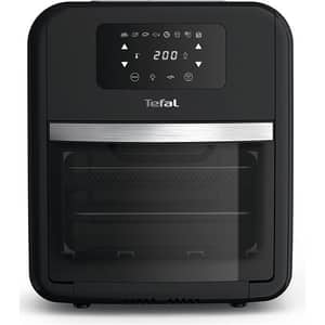 Friteuza cu aer cald multifunctionala TEFAL Easy Fry FW50815, 1.7kg, 2000W, negru-argintiu