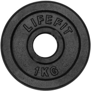 Disc otel DHS 529FKOT3001, 1 kg, negru