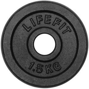 Disc otel DHS 529FKOT30015, 1.5 kg, negru