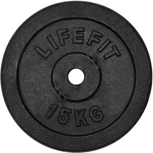 Disc otel DHS 529FKOT3015, 15 kg, negru
