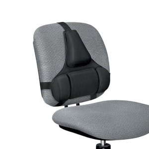 Suport ergonomic spate FELLOWES Professional, negru