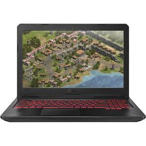 "Laptop Gaming ASUS FX504GM-EN364, Intel Core i5-8300H pana la 4.0GHz, 15.6"" Full HD, 8GB, SSD 256GB, NVIDIA GeForce GTX 1060 6GB, Free Dos, Metal Gun"