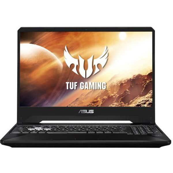 """Laptop Gaming ASUS TUF FX505DD-AL045, AMD Ryzen 7-3750H pana la 4GHz, 15.6"""" Full HD, 8GB, SSD 512GB, NVIDIA GeForce GTX 1050 3GB, Free DOS, Stealth Black"""