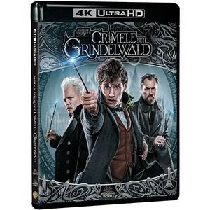 Animale Fantastice: Crimele lui Grindelwald UHD 4K