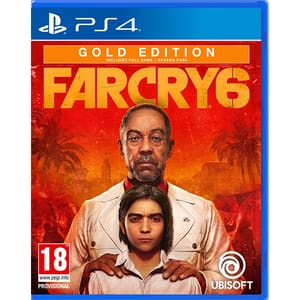 Far Cry 6 Gold Edition PS4 + bonus precomanda