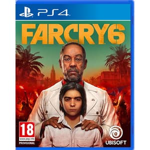 Far Cry 6 PS4 + bonus precomanda