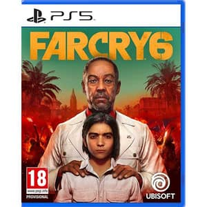 Far Cry 6 PS5 + bonus precomanda