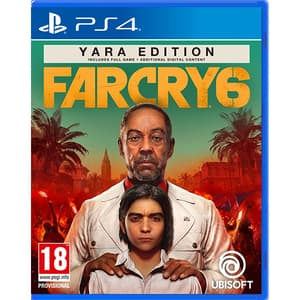 Far Cry 6 Yara Edition PS4 + bonus precomanda