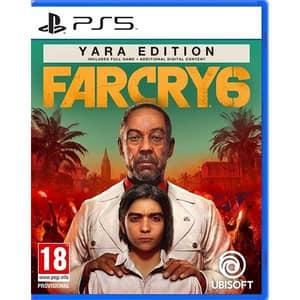 Far Cry 6 Yara Edition PS5 + bonus precomanda