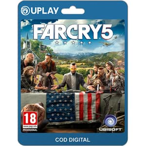 Far Cry 5 PC (licenta electronica Uplay)