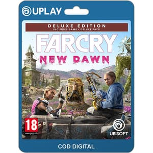 Far Cry New Dawn Deluxe Edition PC (licenta electronica Uplay)