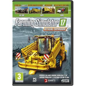 Farming Simulator 17: Official Expansion 2 PC
