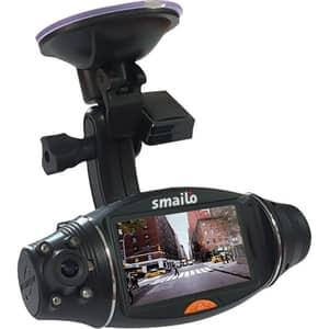 """Camera auto DVR Dual SMAILO STREETVIEW, 2.7"""", HD, G-Senzor"""
