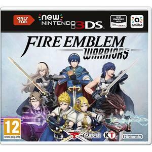 Fire Emblem Warriors 3DS (compatibil doar cu New 3DS)