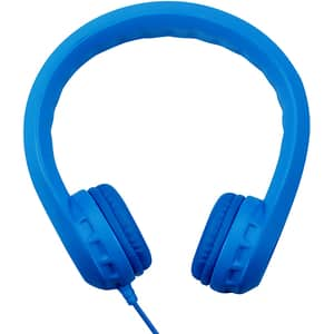 Casti pentru copii PROMATE Flexure, Cu Fir, On-Ear, albastru