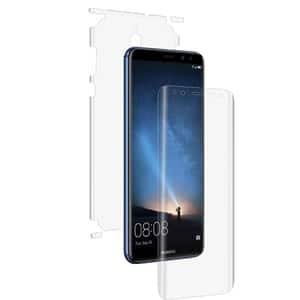 Folie protectie pentru Huawei Mate 10 lite, SMART PROTECTION, fullbody, polimer, transparent